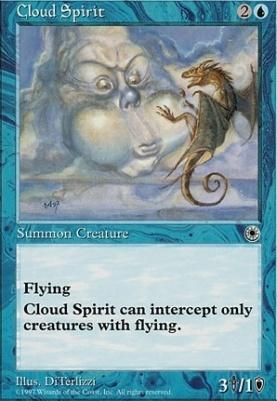 Portal: Cloud Spirit