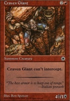 Portal: Craven Giant