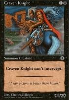 Portal: Craven Knight