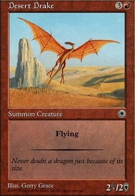 Portal: Desert Drake
