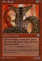 Portal: Fire Snake