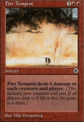Portal: Fire Tempest