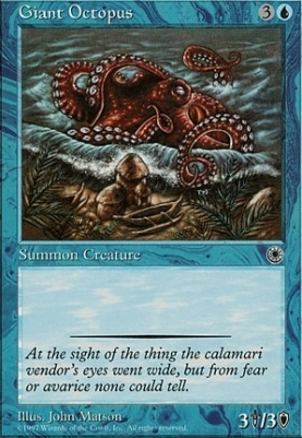 Portal: Giant Octopus