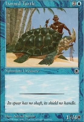 Portal: Horned Turtle