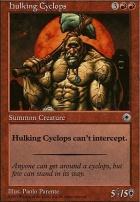 Portal: Hulking Cyclops