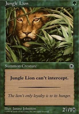 Portal: Jungle Lion