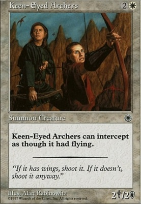 Portal: Keen-Eyed Archers