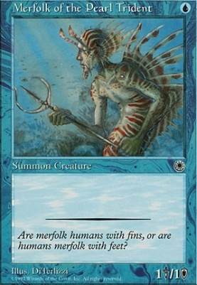 Portal: Merfolk of the Pearl Trident