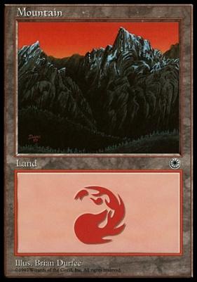 Portal: Mountain (A)