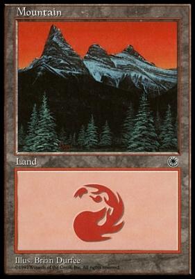 Portal: Mountain (C)