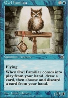 Portal: Owl Familiar