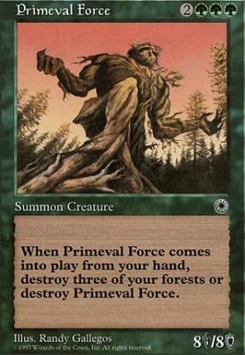 Portal: Primeval Force