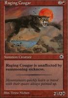 Portal: Raging Cougar