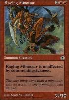Portal: Raging Minotaur