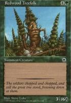 Portal: Redwood Treefolk
