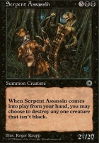 Portal: Serpent Assassin