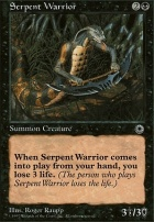 Portal: Serpent Warrior