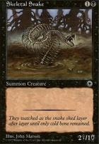 Portal: Skeletal Snake