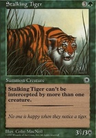 Portal: Stalking Tiger