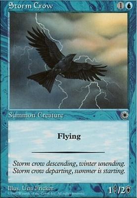 Portal: Storm Crow