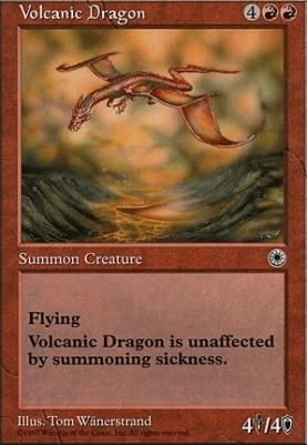 Portal: Volcanic Dragon