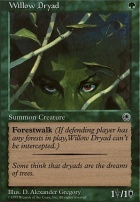 Portal: Willow Dryad