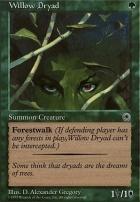 Portal: Willow Dryad