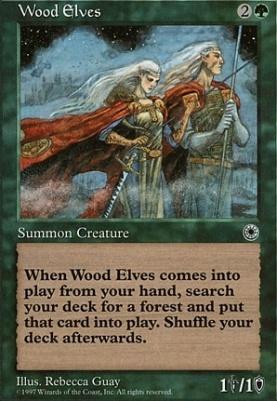 Portal: Wood Elves