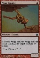 Premium Deck Series: Fire & Lightning: Mogg Fanatic