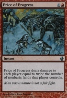 Premium Deck Series: Fire & Lightning: Price of Progress