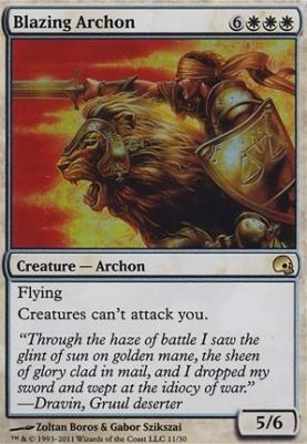 Premium Deck Series: Graveborn: Blazing Archon