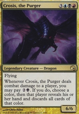 Premium Deck Series: Graveborn: Crosis, the Purger