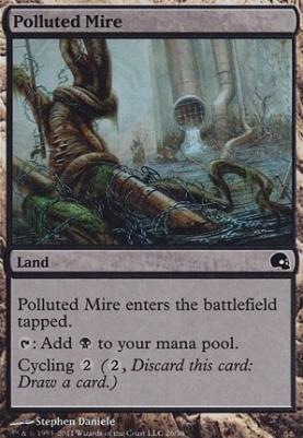 Premium Deck Series: Graveborn: Polluted Mire