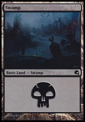 Premium Deck Series: Graveborn: Swamp (29 C)