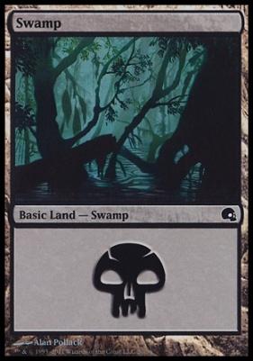 Premium Deck Series: Graveborn: Swamp (30 D)