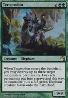 Premium Deck Series: Graveborn: Terastodon