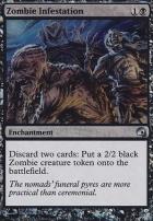 Premium Deck Series: Graveborn: Zombie Infestation