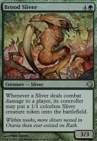 Premium Deck Series: Slivers: Brood Sliver