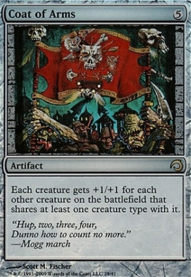 Premium Deck Series: Slivers: Coat of Arms