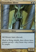 Premium Deck Series: Slivers: Crystalline Sliver