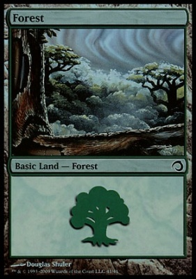 Premium Deck Series: Slivers: Forest (41)