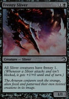 Premium Deck Series: Slivers: Frenzy Sliver