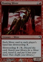 Premium Deck Series: Slivers: Homing Sliver