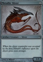 Premium Deck Series: Slivers: Metallic Sliver