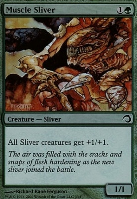 Premium Deck Series: Slivers: Muscle Sliver