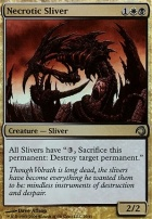Premium Deck Series: Slivers: Necrotic Sliver