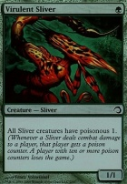Premium Deck Series: Slivers: Virulent Sliver