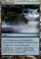 Premium Deck Series: Slivers: Vivid Creek
