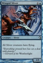 Premium Deck Series: Slivers: Winged Sliver