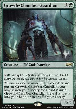 Promo Pack: Growth-Chamber Guardian (Promo Pack)